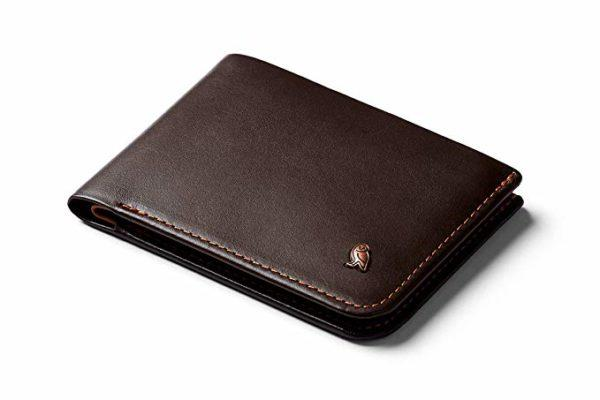 Best Value: Bellroy Hide & Seek, slim leather bifold wallet, RFID editions available