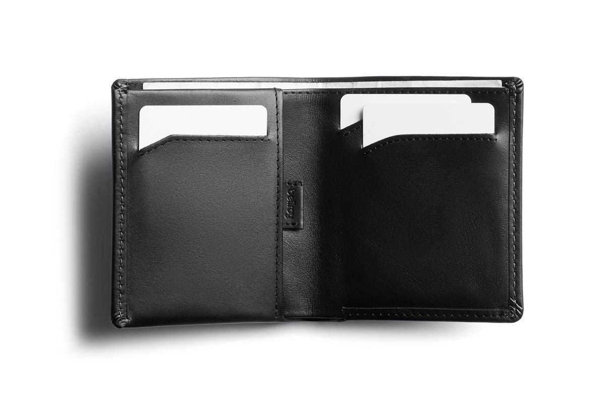 Bellroy Note Sleeve, slim leather wallet, RFID editions available