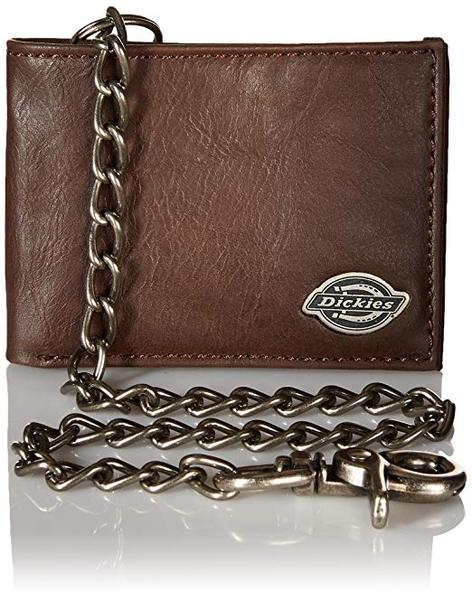 Best Budget: Dickies Mens Wallet with Chain