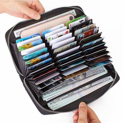 Best Storage: Buvelife Credit Card Wallet for Women