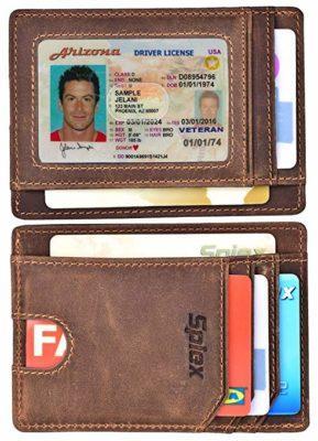 Best Slim: Spiex Slim Front Pocket Wallet