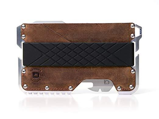 Best Tactical: Dango T01 Tactical EDC Front Pocket Wallet - Made in USA