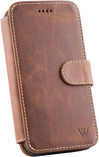 Best Design: Wilken iPhone 11 Pro Max Leather Wallet Case with Detachable Phone Case