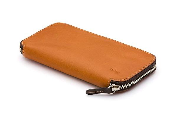 Best Value: Bellroy Leather Carry Out Long Wallet