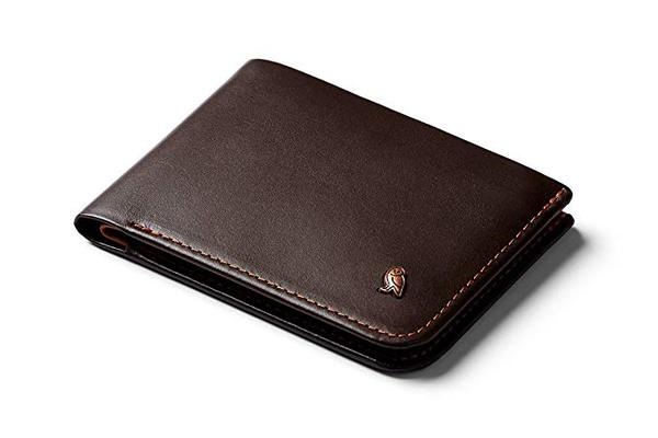 Best Value: Bellroy Hide & Seek, slim leather wallet, RFID editions available (Max. 12 cards and cash)