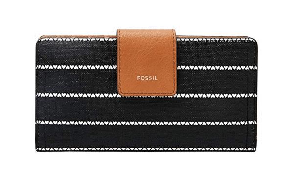 Best Style: Fossil Women's Emma RFID Tab Wallet