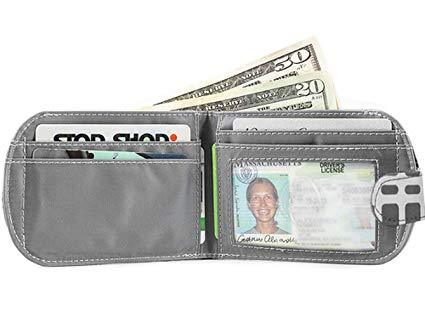 Best Slim Bifold: Big Skinny Women's Taxicat Bi-Fold Slim Wallet, Holds Up to 25 Cards