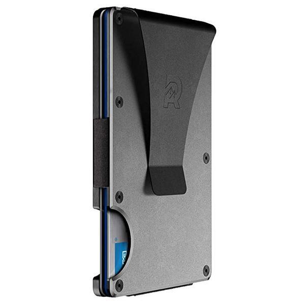 Best Aluminum: The Ridge Aluminum Wallet with Money Clip