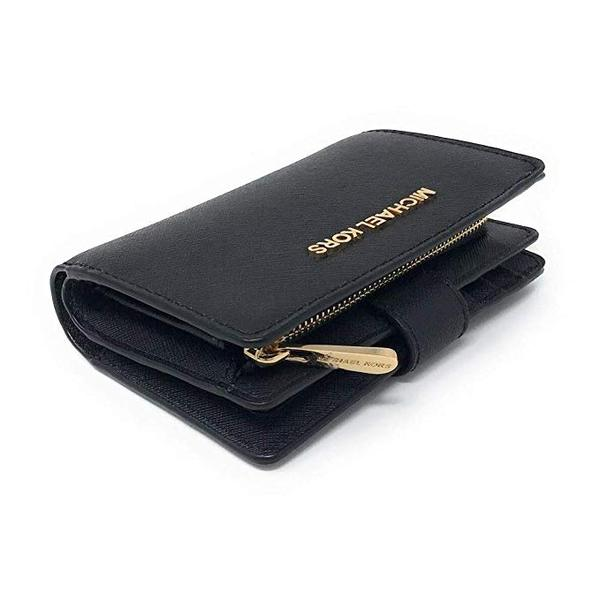 Best Zip: Michael Kors Jet Set Travel Bifold Zip Coin Wallet