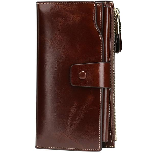 Best for Organization: Itslife Women's Bifold Wallet