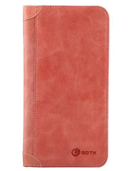 Best Durable: GDTK Women's Bifold Wallet
