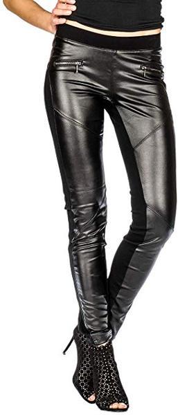 Best Style: Suko Women's Leather Leggings