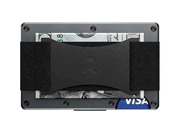 Best Value: The Ridge Minimalist Aluminum Wallet