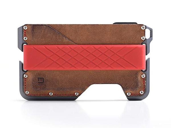 Best Tactical:. Dango D01 Dapper EDC Aluminum Wallet