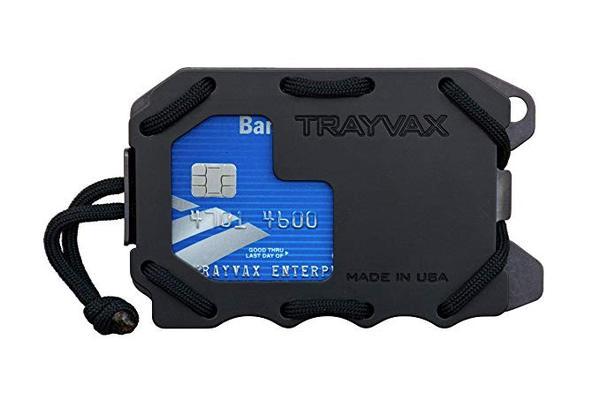 Best Metal: Trayvax Original 2.0 Aluminum Wallet