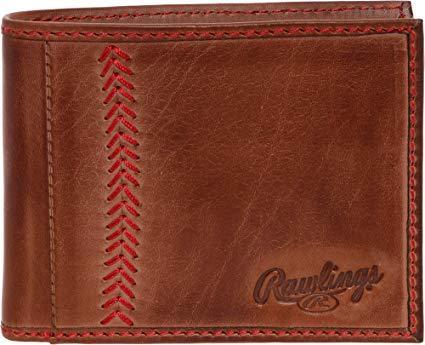 Best Retro:Rawlings Baseball Stitch - Bifold 17F