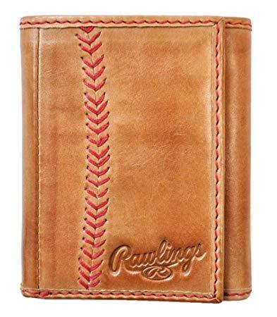 Best Trifold:Rawlings Baseball Stitch TRIFOLD