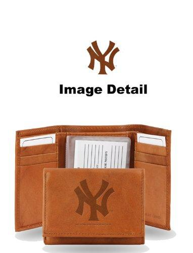 Best Shape: Rico Industries MLB Embossed Trifold Wallet