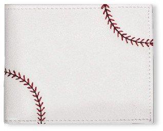 Best Design: Zumer Sport Baseball Leather Men's Wallet