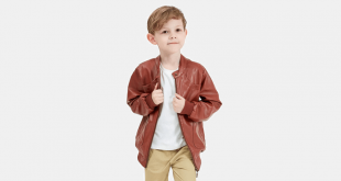 Best Boys Leather Jacket