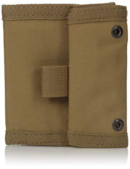 Best Durable: Spec.-Ops. Brand T.H.E. Canvas Wallet J.R.