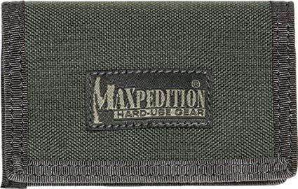 Best EDC: Maxpedition Gear Micro Canvas Wallet