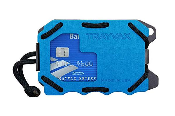 Best Metal: Trayvax Original 2.0 Cool Metal Wallet