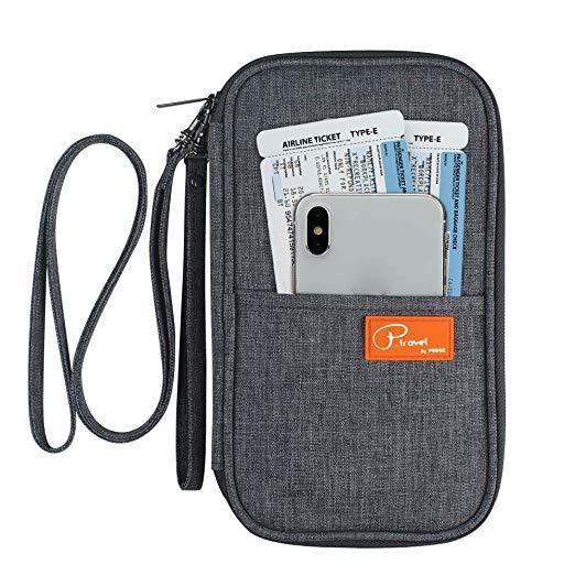 Best Budget: Travel Wallet Family Passport Holder