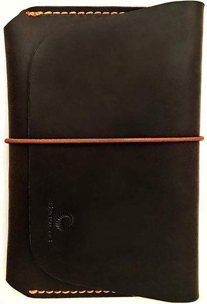 Best Retro: Genuines Leather Passport Holder for Men & Women