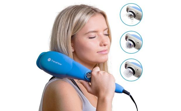 TheraFlow Handheld Massager