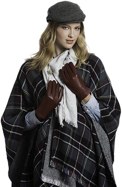 Best Classic:Pratt and Hart Women's Classic Thinsulate® Lined Leather Gloves