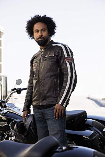 Best Overall: Harley-Davidson Official Men's Command Leather Jacket