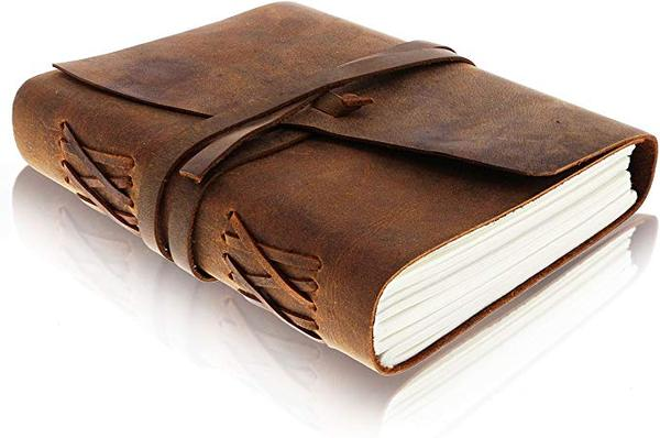 Best Value: Moonster LEATHER JOURNAL Writing Notebook