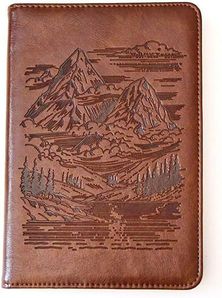 Best Mid-Range: SOHOSPARK Mountains Journal by SohoSpark