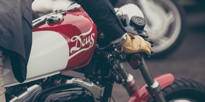 Best Leather Motorcycle Glove