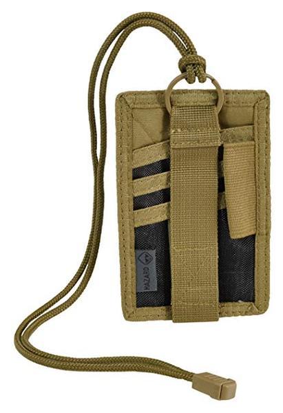 Best Neck Lanyard: HAZARD 4 Badger(TM) Neck Lanyard Military Wallet