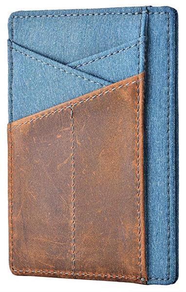 Best Budget: Spiex Slim Minimalist Wallet