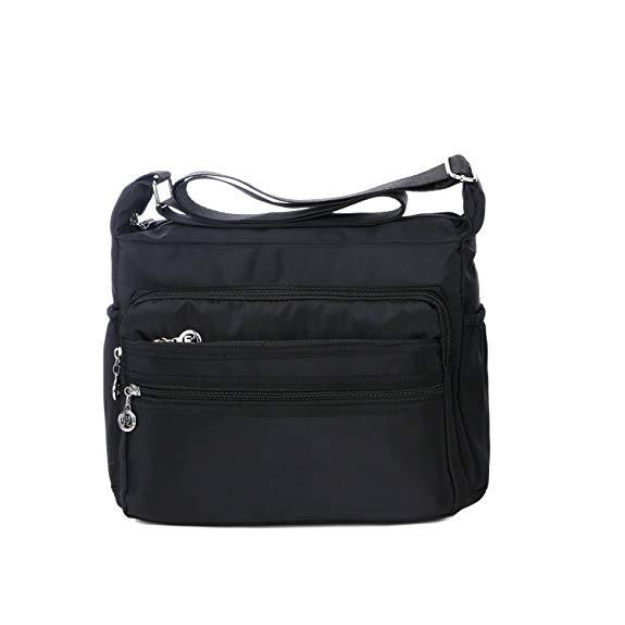 Best Waterproof: NOTAG Women Waterproof Shoulder Bag