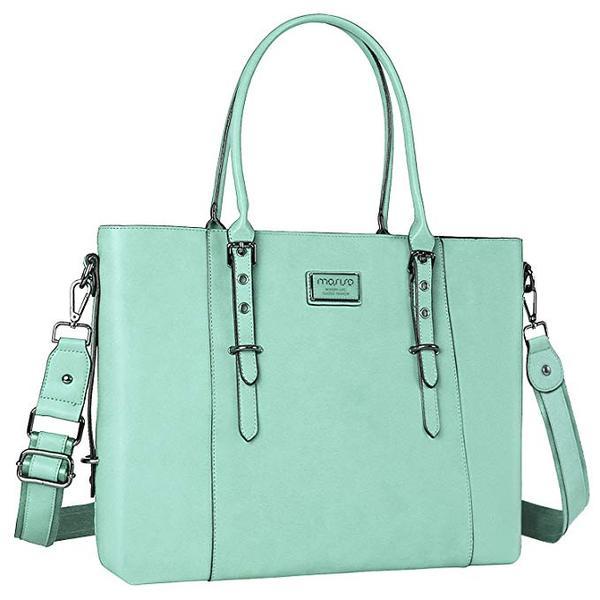 Best For Business: MOSISO Laptop Shoulder Bag for Women