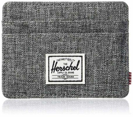Best Minimalist: Herschel Supply Co. Men's Card Holder Wallet
