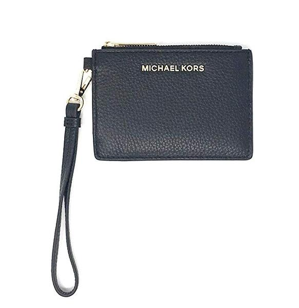 Best Coin Pouch: Michael Kors Jet Set Small Wristlet Wallet for Women