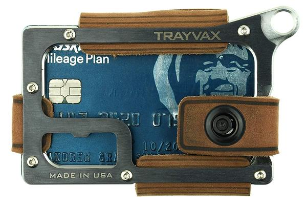 Best Metal: Trayvax Contour Minimalist Tactical Wallet