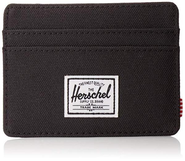 Best Thin: Herschel Supply Co. Men's Charlie Rfid Blocking Thin Wallet