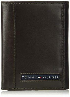Best Gift For Men: Tommy Hilfiger Men's Trifold Wallet