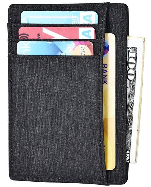 Best Overall: Kinzd Slim RFID Waterproof Wallet