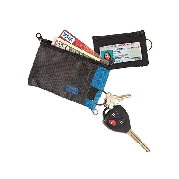 Best Minimalist: Chums Surfshort Waterproof Wallet
