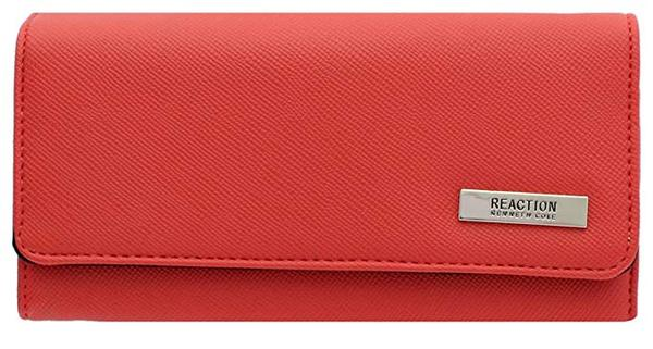 Best Style: Reaction 102522-755 Kenneth Cole Reaction Trifold Clutch