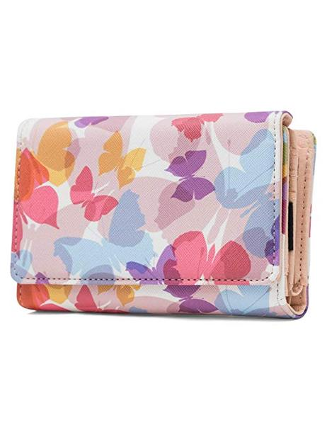 Best Shape: Mundi Small Womens Compact Trifold Wallet