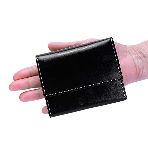 Best for Front Pocket: Itslife Womens Small Trifold Wallet