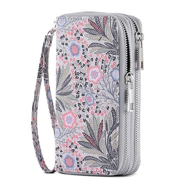 Best Style: HAWEE Cellphone Wristlet Wallet for Women